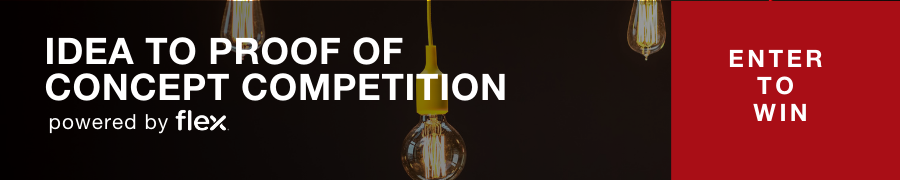 Idea to Proof of Concept Competition. Enter to win.